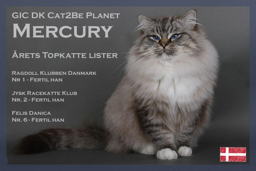 GIC DK Cat2Be Planet Mercury